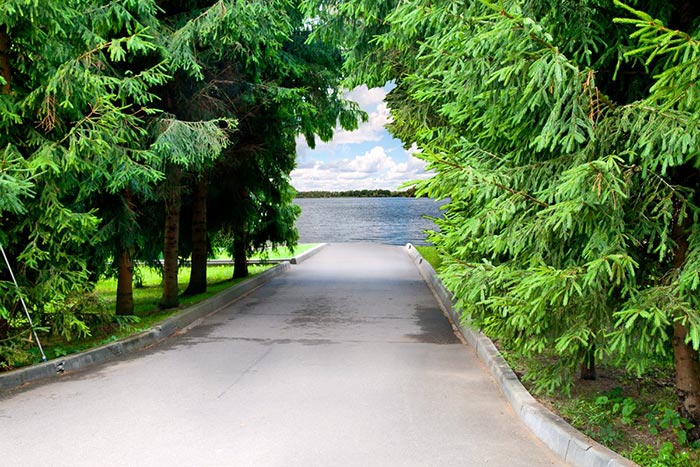Авантель на Истренском водохранилище