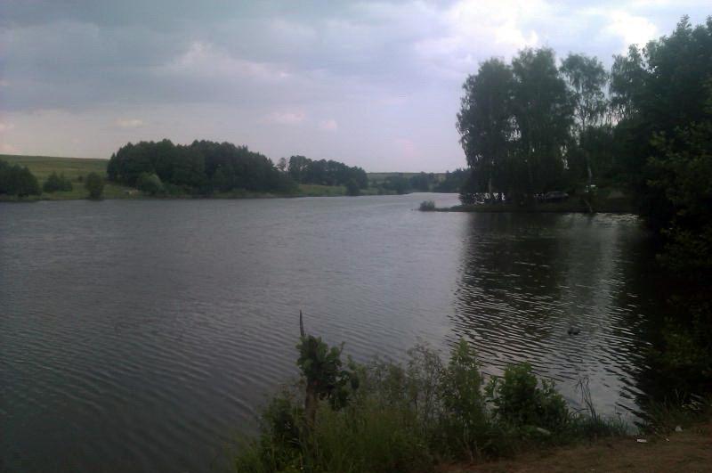 Платная рыбалка в д. Острога
