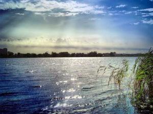Пляж в Щелковском районе