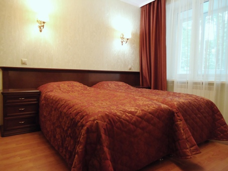 Номер в аппарт-отеле Нагорное