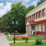 Загородный отель «Ателика Сосновый бор»