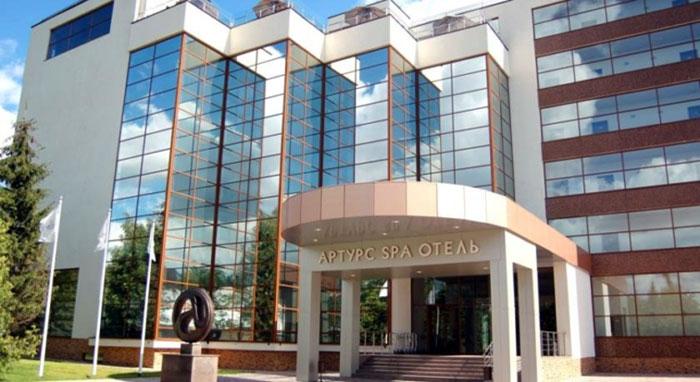 спа отель в Подмосковье