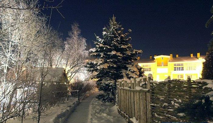 В Foresta Festival Park на празднование Нового года по-советски!