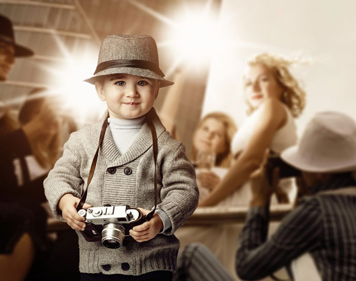 Творческая мастерская для будущих фотографов и моделей