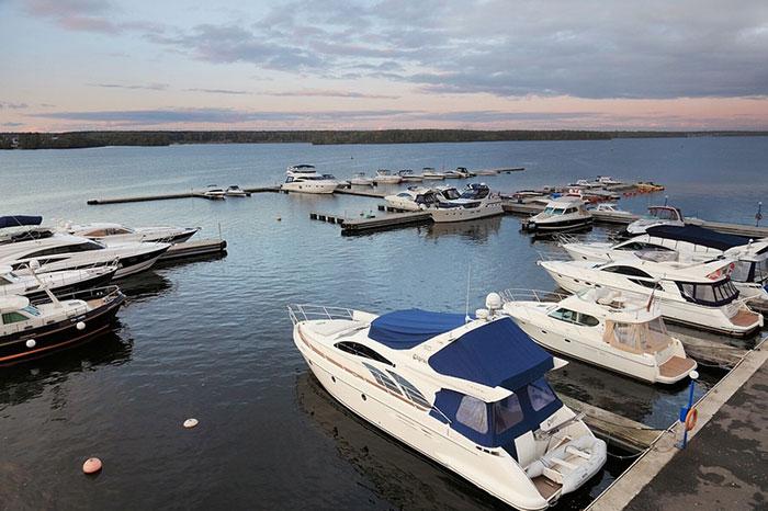 Яхт-клуб «Новый берег»