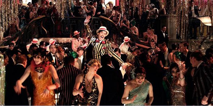 Вечеринка в стиле «Великого Гэтсби»