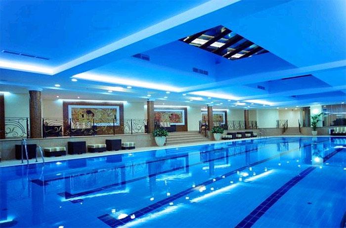 M'Istra'L Hotel & SPA с бассейном