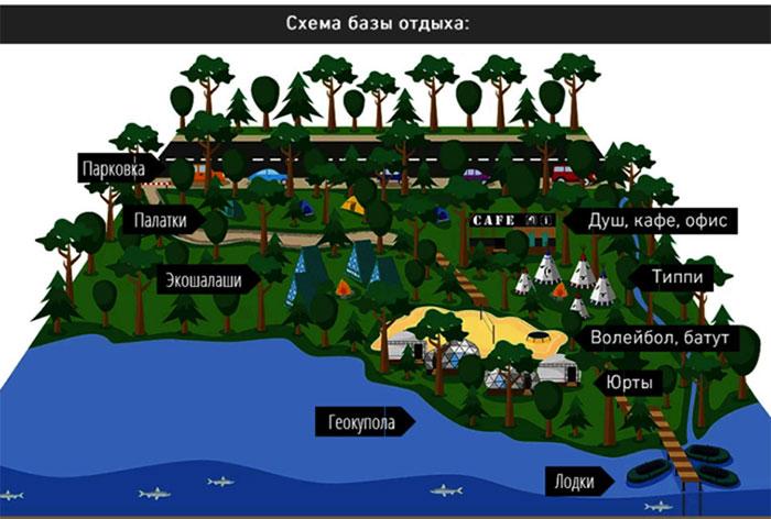 Сфера на озере Плещеево