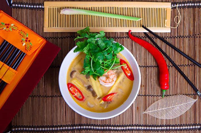 Кулинарный мастер-класс в отеле «Новый берег»: готовим блюда паназиатской кухни