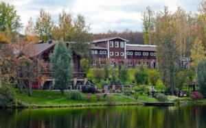Парк-отель «Грумант»