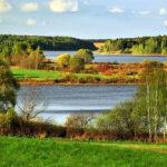 Рыбалка на Озернинском водохранилище в Нововолково