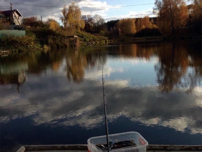 Рыбалка в Старосырово