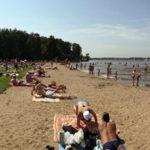 Пляж «Горки»
