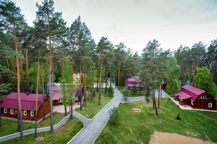 Парк-отель «Премьера» в Алексинском районе