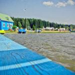Пляж «Торбеево озеро»