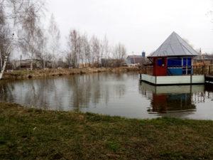 Платная рыбалка в Заворово