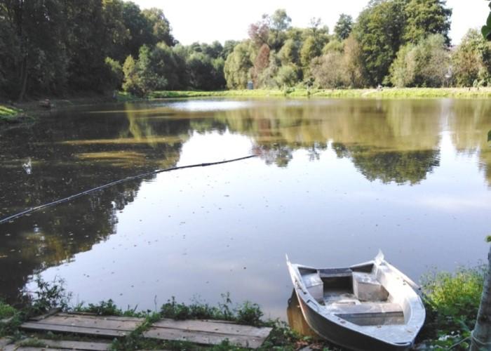 Рыбалка Монастырские пруды